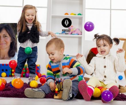 Podcast Claire Grolleau sur le nettoyage des jouets