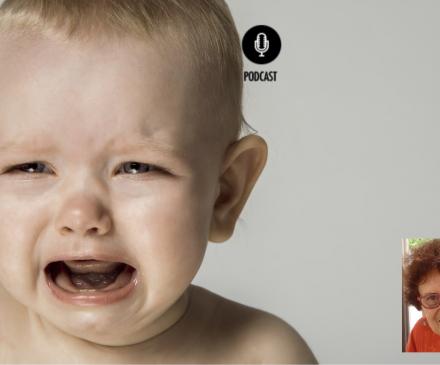 enfant qui pleure - podcast Anne-Marie Fontaine