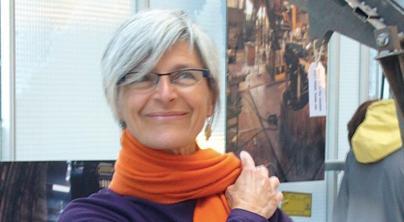Chantal Douaud, directrice de la crèche Popy