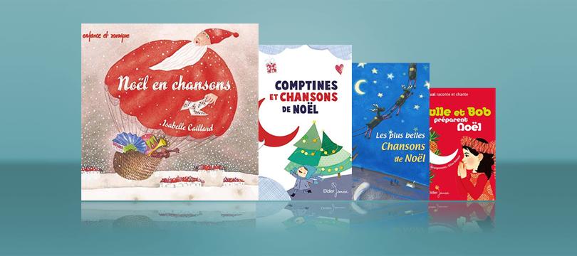 albums de Noël
