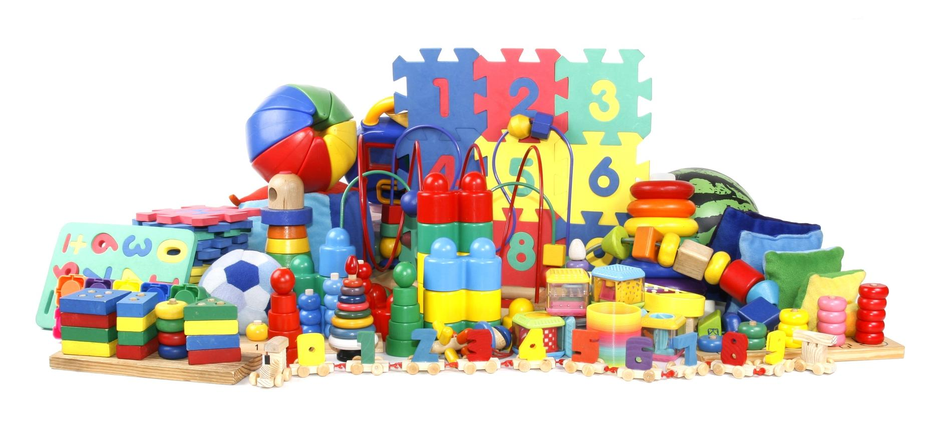 Classification des jouets