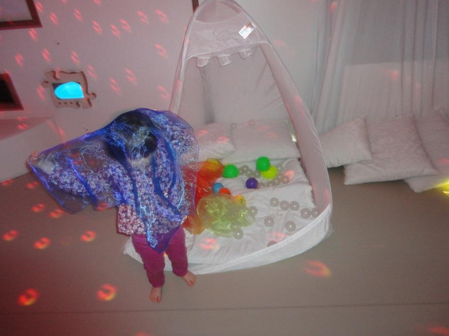 salle multi-sensorielle petit