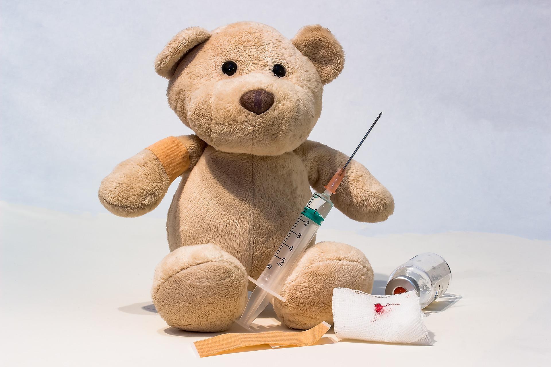"""Résultat de recherche d'images pour """"nounours vaccin"""""""