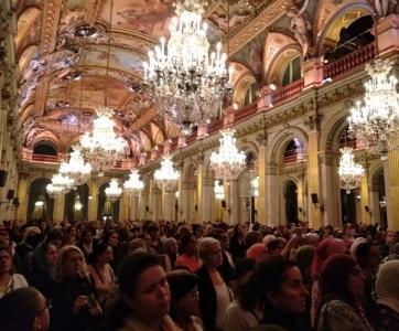 soirée assistantes maternelles mairie de Paris