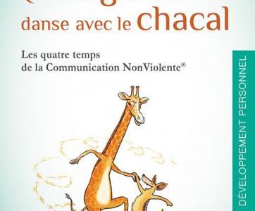 Livre Quand la girafe dans avec le chacal de Serena Rust