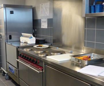 cuisine de crèche