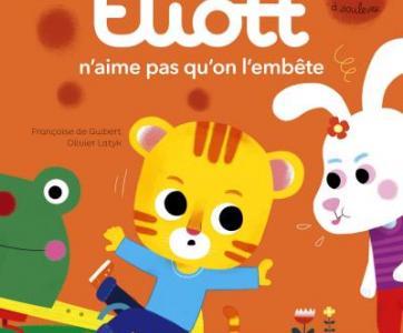 Livre Eliott