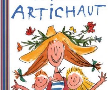 Livre Mimi Artichaut