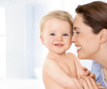 publicité Nivea Baby