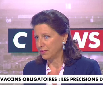 Agnès Buzyn sur CNEWS