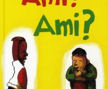 Livre Ami ! Ami ? de Chris Raschka