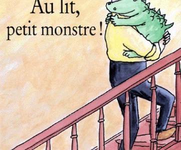 Livre Au lit, petit monstre !