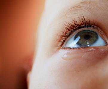 larme de bébé
