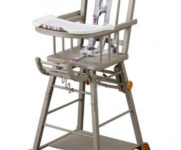 Chaise haute Combelle