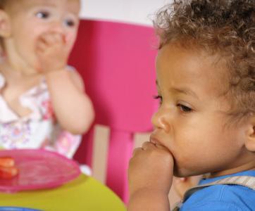 Enfant alimentation