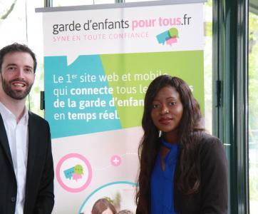 Olivier Jubin Maryse Degboe de garde d'enfants pour tous.fr