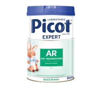 lait infantile Picot