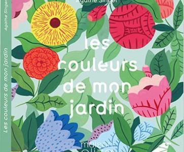 Les couleurs de mon jardin