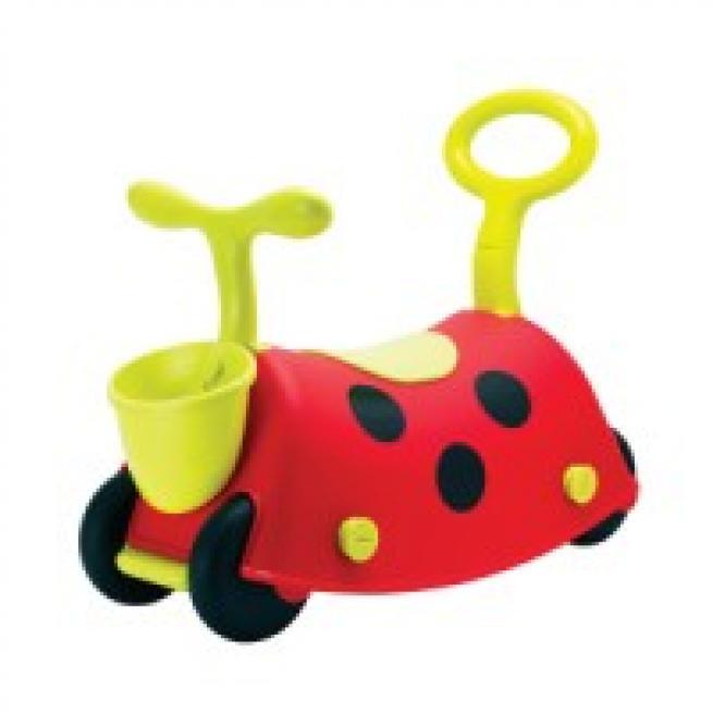 Notre sélection de jouets roulants | lesprosdelapetiteenfance