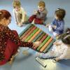 professionnelle et enfants musique