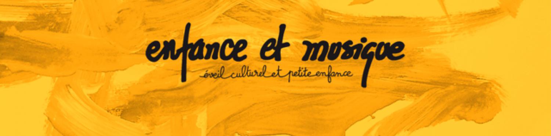 logo enfance et musique
