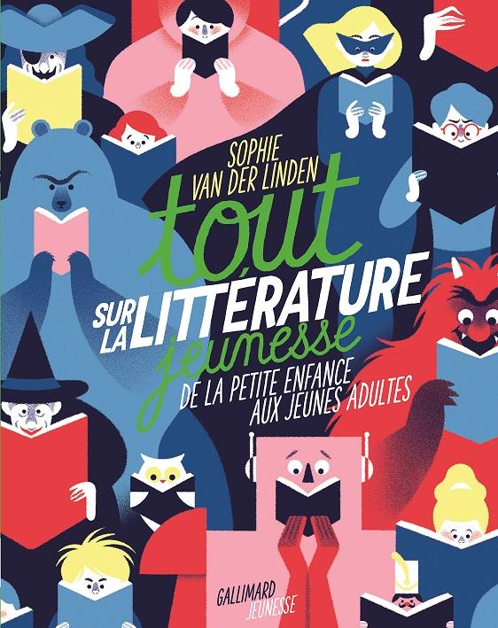 couverture de Tout sur la littérature jeunesse