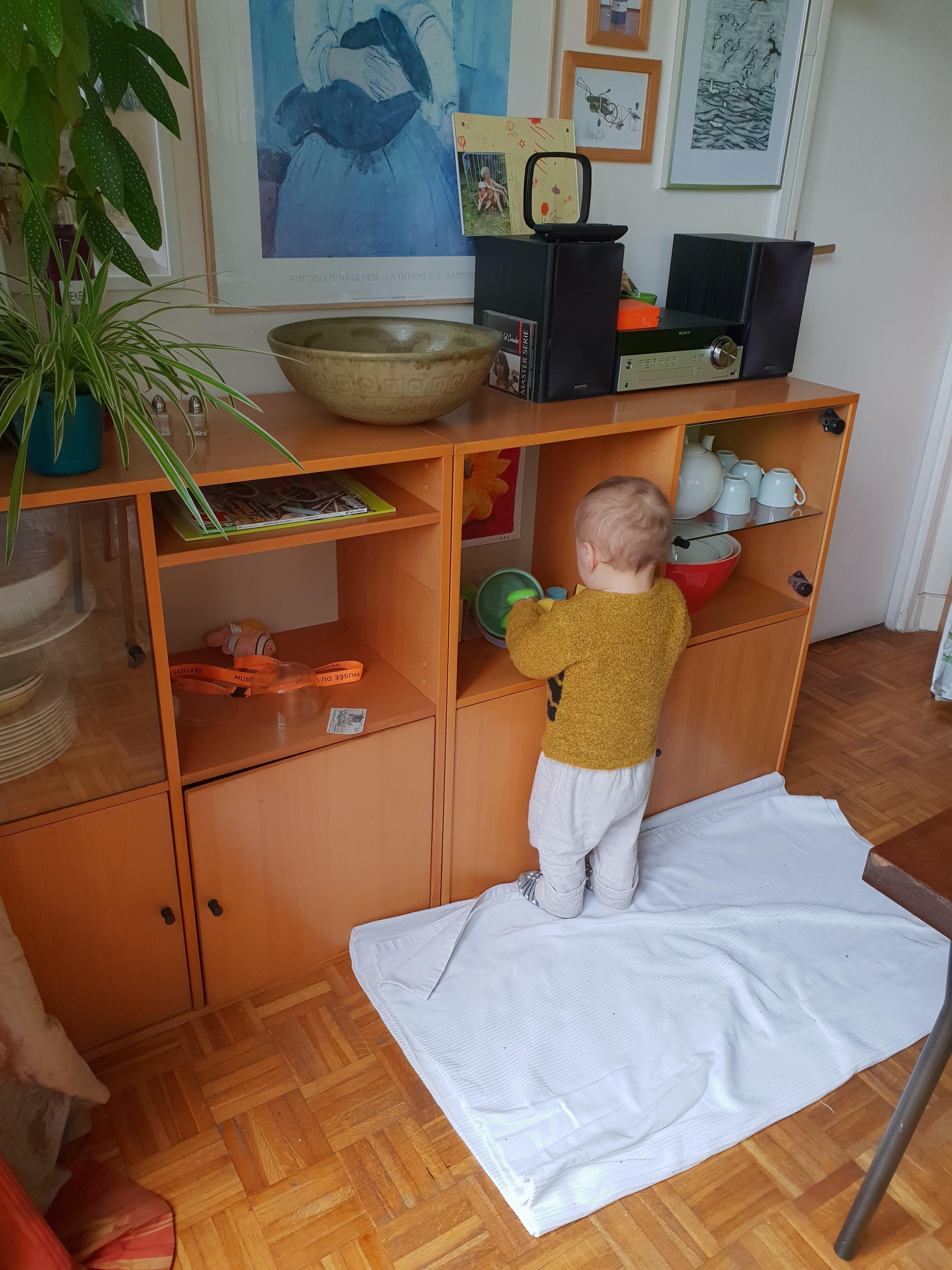 enfant  espace pour soi