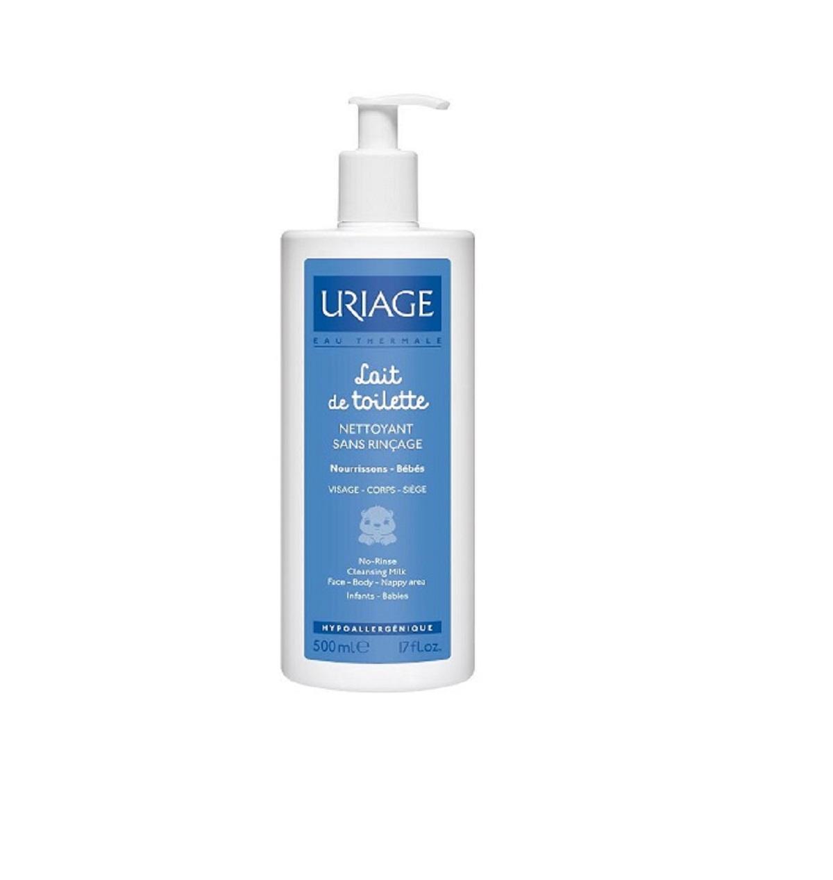 Lait hydratant bébé Uriage