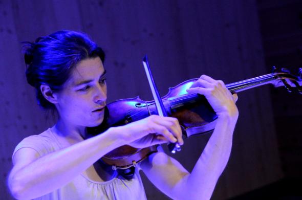 violonniste